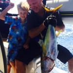 Oscar Dad and Tuna