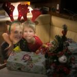 Christmas on Sunny Spells